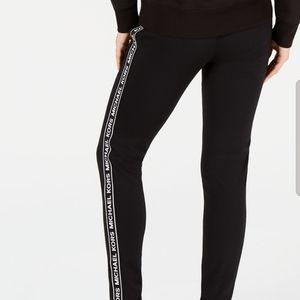 Michael Kors Logo - Tape Jogger Pants